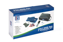 Set borsa portascarpe e accessori PGA Tour