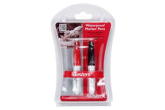 Marker Pen Masters W/Proof (2)