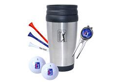 Tazza da viaggio PGA Tour con accessori