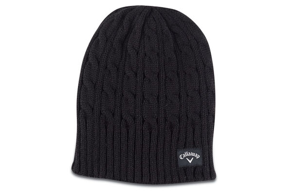 Callaway Hat Euro Cable KnitS6