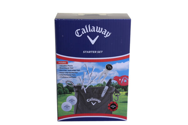 Set regalo Callaway Golf Starter