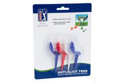 Tee anti-slice PGA Tour (confezione da 4)