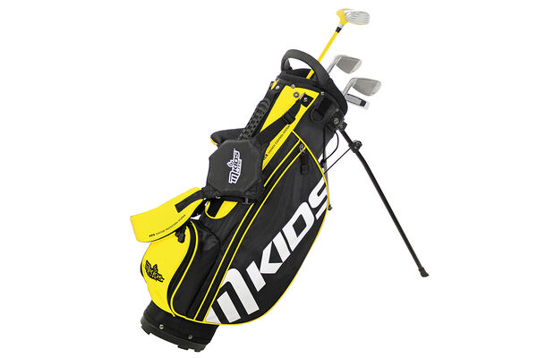 "Set completo Masters Golf Junior MKids Lite 45"" giallo"