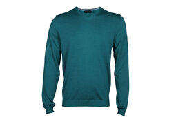 MAGLIONE Palm Grove Plain V Neck