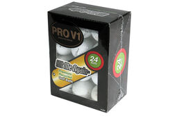 24 palline da golf Titleist Pro V1 Practice