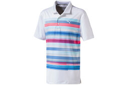 Polo PUMA Golf Pixel Junior