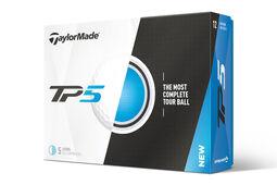 12 palline da golf TaylorMade TP5