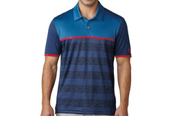 Polo adidas Golf climacool 2D Stripe