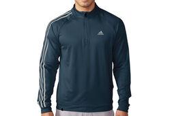 Maglione adidas Golf 3 Stripes 1/4 Zip