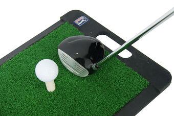 PGA Tour 2 in 1 Dual Turf Mat