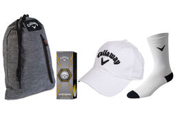 Il set regalo Callaway Golf