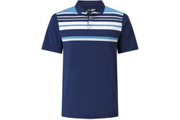 Polo Callaway Golf Engineered Roadmap Striped