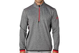 Giacca adidas Golf climaheat 1/2 Zip