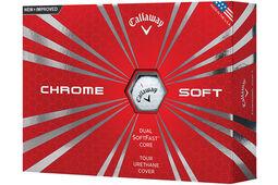 12 palline da golf Callaway Golf Chrome Soft 2016