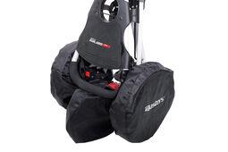 Copri-ruota per carrello Masters Golf (confezione da 3)