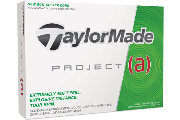12 palline da Golf TaylorMade Project (a) 2016