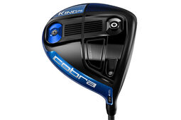 Driver Cobra Golf King F6 blu