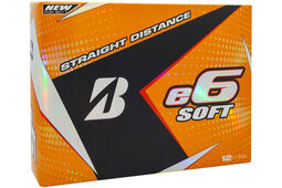 12 palline da golf Bridgestone Golf e6 Soft