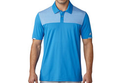 Polo adidas Golf climachill Heather Block