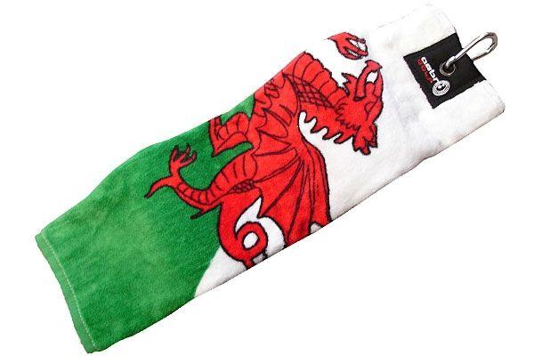 Towel Asbri Tri-Fold Patriotic