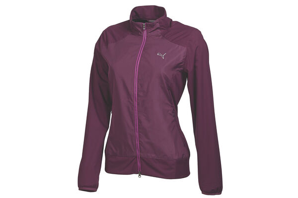 Maglia antivento PUMA Golf Tech donna
