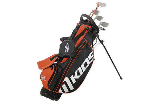 "Set completo Masters Golf Junior MKids Lite 49"" arancione"