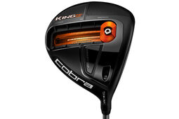 Driver nero Cobra Golf King F6+ Pro
