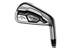 Ferri in acciaio Callaway Golf Apex CF16