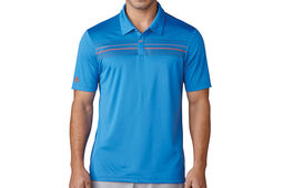 Polo adidas Golf climacool Chest Printed