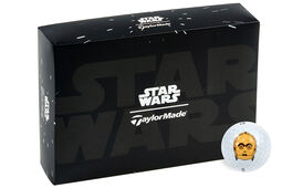 12 palline da golf TaylorMade Burner Soft Star Wars