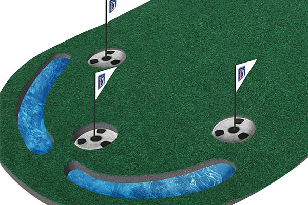 PGA Tour 3x9Ft Putting Matt