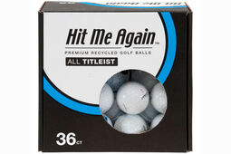 36 palline da golf Titleist Challenge Golf rigenerate
