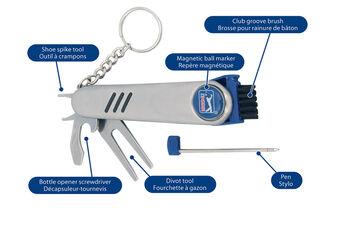 PGA Tour Pro Golf Multi Tool