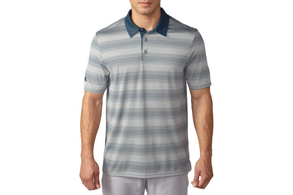 Polo adidas Golf Club Stripe