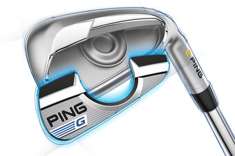 Ping G Series Steel 5-SW