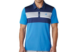 Polo adidas Golf climacool Chest Block