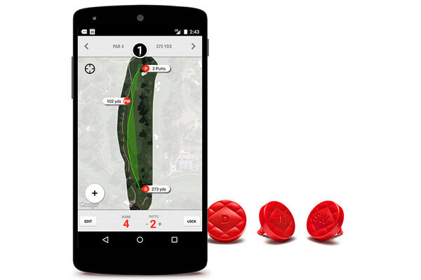 Game Golf Android Tag Set