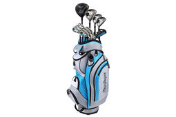 MacGregor DCT in grafite con sacca cart donna