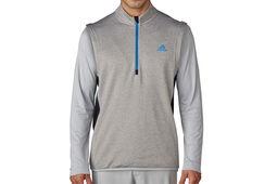Smanicato adidas Golf climaheat 1/2 Zip