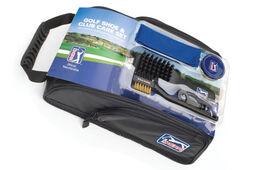 Confezione con accessori e borsa portascarpe PGA Tour