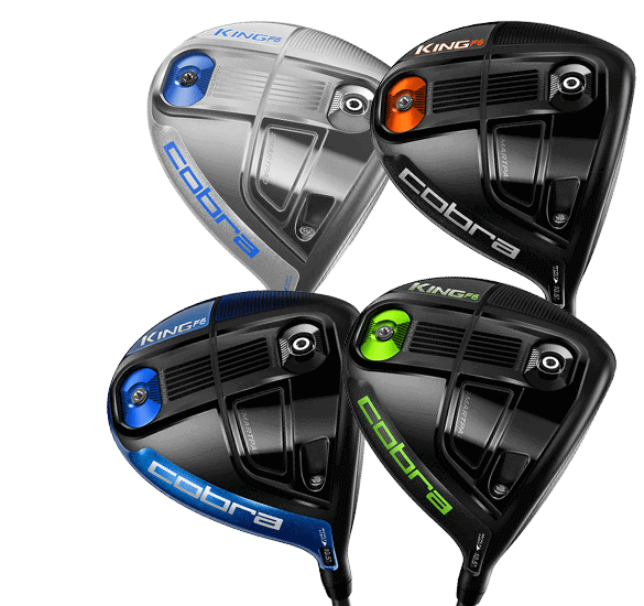Cobra King F6 Drivers