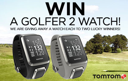 Tom Tom Golfer 2 Competition