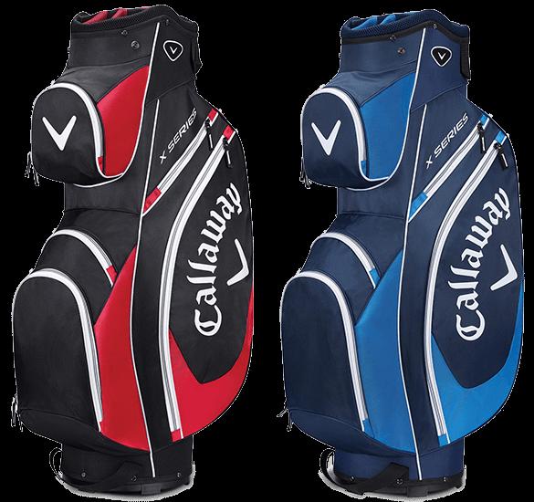 Sacca cart Callaway Golf X Series 2017