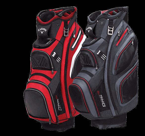 Sacca cart Callaway Golf Chev Org 15 2017