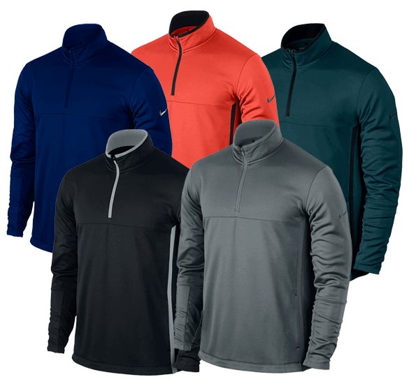 Maglia antivento Nike Golf Therma-Fit Cover-Up