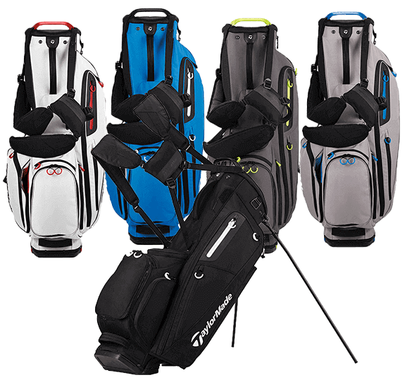Sacca stand TaylorMade Flextech