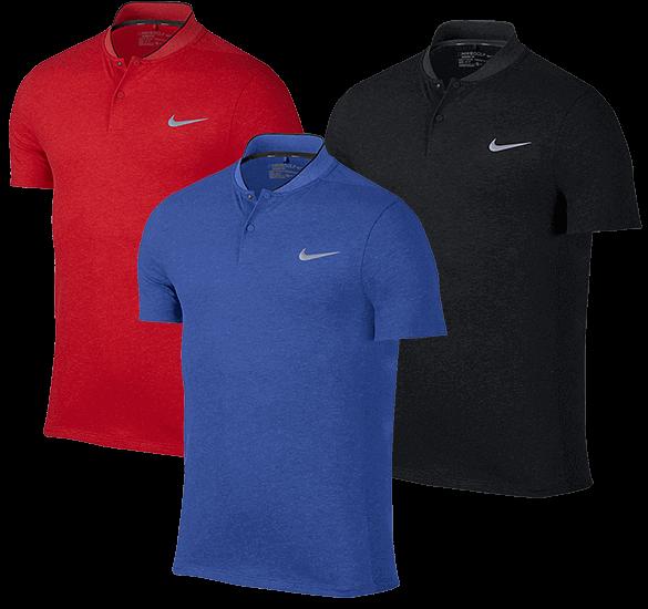 Polo Nike Golf Momentum Fly Dri-Fit Wool