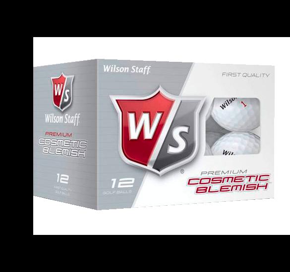 12 palline da golf Wilson Staff DX2 Blemish