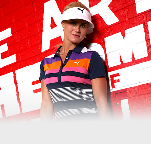 Puma Golf - Carly Booth