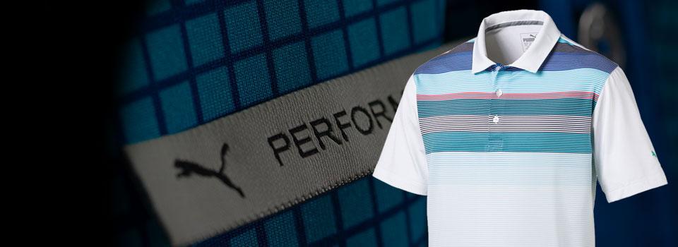 Puma Golf - Shirts Background Image